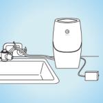 アムウェイ据え置き型浄水器