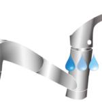 シングルレバー混合水栓 複数個所水漏れ